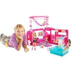 Trailler de Acampamento da Barbie - Mattel