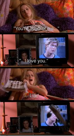 hahaha Legally Blonde!