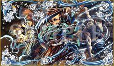 Blu-ray & DVD | アニメ「鬼滅の刃」公式サイト Manga Anime, Anime Art, Anime Devil, Hd Anime Wallpapers, Dragon Slayer, Slayer Anime, Dark Fantasy, My Little Pony, Dragon Ball