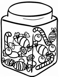 a lot of candy coloring pages   Free Candy Coloring Pages For Kids   The Parlour ...
