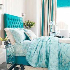 Headboard and mattress base cover colour ideas