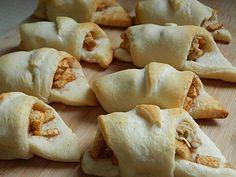 Cinnamon apple crisp croissants – Drizzle Me Skinny!