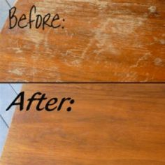 29 Trendy cleaning old wood furniture olive oils Diy Furniture Cleaner, Cleaning Wood Furniture, Furniture Repair, Wooden Furniture, Furniture Refinishing, Painting Furniture, Handmade Furniture, Repurposed Furniture, Diy Cleaners