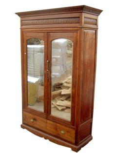 antiques furniture | Antique Almirah | Vinod Handicraft