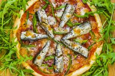 Fish is the Dish provides information and recipes for different species of seafood; and the health benefits of seafood. Fish Starter Recipes, Pizza Recipes, Healthy Recipes, Sardine Recipes, Types Of Pizza, Fish And Chips, Fish Dishes, Special Recipes, The Dish