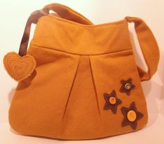 Shetland Tweed Handbag £30.00