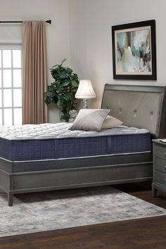 The Doctor's Choice® Plush Mattress offers a unique combination of support and comfort by combining plush comfort, Pressure-Response Zoned Coils, and High Density 1.8lb foam. #denvermattress #mattress #sleep Best Mattress, Mattress Brands, Sleep Better, Queen Size, Denver, Choices, Plush, Bed, Unique