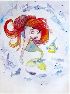 Era mi princesa favorita de chiquita