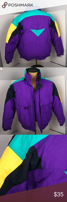 Men's Large Vintage purple & yellow 90's Ski Coat Men's Large Vintage 90's Ski Coat. Lifes Adventures. Dash.   tags: lululemon athletica coach michael kors louis vuitton nike tory burch kate spade chanel free people j. crew nike gucci the north face banana republic levi's adidas true religion jordan polo by ralph lauren fubu columbia express gap carter's children's place gymboree converse justice old navy forever 21 victoria's secret lucky patagonia supreme miss me christian louboutin…