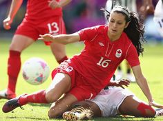 Jonelle Filigno (CAN) Foto  Getty Images Futebol Feminino 34f2a684448c0