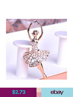 Brooches Collection Here 2018 New Hot Sale Cute Enamel Ballet Dancer Brooches For Women Best Gift Fashion Metal Brooch Pin Badges Dress Jewelry Drop Ship 100% Original Jewelry & Accessories