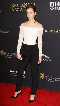 10 Best Dressed: Week of November 10, 2014 – Vogue . . . Emma Watson