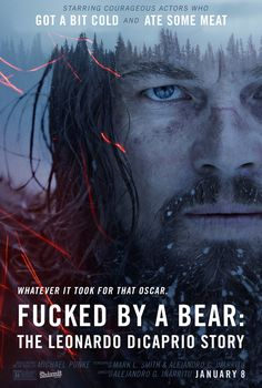 If 2016's Oscar-nominated movie posters told the truth - Movie Feature - TheShiznit.co.uk