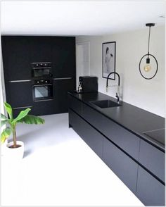 10 Clear Cool Ideas: Minimalist Home Dark Grey modern minimalist living room shelving.Minimalist Kitchen Essentials Beautiful minimalist home dark grey. Minimalist Bedroom Small, Minimalist Home Decor, Minimalist Kitchen, Minimalist Interior, Minimalist Living, Modern Minimalist, My Living Room, Living Room Decor, Small Kitchen Storage
