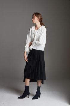 Normcore, Neckline, Detail, Skirts, Style, Fashion, Swag, Moda, Skirt
