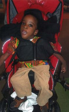 Daryl is 3 years old and has cerebral palsy. He wants to be an actor when he grows up. You can help make his and other children's dreams come true at https://sunshinefoundation.sagefundraisingonline.com/donate