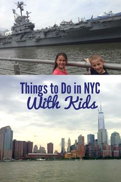 Things to Do in NYC With Kids