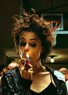 Helena Bonham Carter, Marla Singer, Photographie Portrait Inspiration, Tyler Durden, Film Stills, Pretty People, Good Movies, Movies And Tv Shows, Actors & Actresses