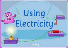 Here are some interactive sites that you can use on your SMARTboard to teach and learn about electricity and circuits: