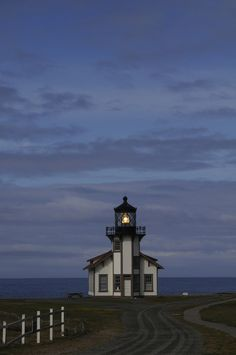 Point Cabrillo Lighthouse by Ray Rozelle on 500px