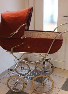 Kaufe meinen Artikel bei #Mamikreisel http://www.mamikreisel.de/kinderwagen-und-buggies/kinderwagen/33877034-60er-nostalgie-kinderwagen-von-aubert