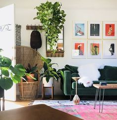 This Phoenix Rental Reignited A Passion For Interior Design Hippie Apartmentapartment