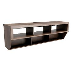 "Show details for 58"" Wide Wall Mounted Entertainment Console"