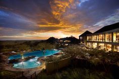 Four Seasons Safari Lodge Serengeti, Tanzania