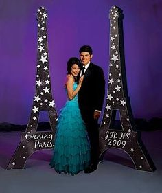 paris prom decoration ideas | Celebrate Romance with a Paris Theme Wedding | Party Ideas by Shindigz