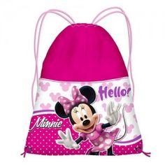 Saco Minnie Disney Hello grande