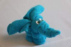 Piegare Gli Asciugamani A Forma Di Animale : Fantastiche immagini in animali lavette su