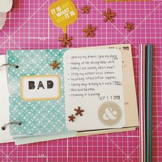.@wandergirlcrafts | 9.13.13 #30lists // Bad habits | Webstagram