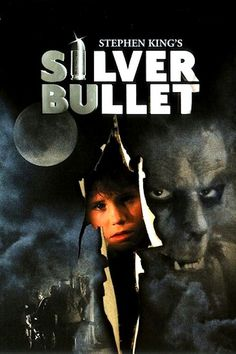 Silver Bullet (1985). Corey Haim, Gary Busey, Everette McGill. Epically cheesy werewolf movie. LOVE it! Werewolves | Horror.