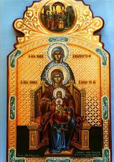 Religious Icons, Religious Art, Illuminated Manuscript, Christian Faith, Christianity, Pictures, Virgin Mary, Facebook, The Hague