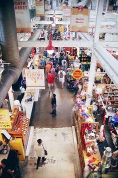 If in Columbus, Ohio : The North Market