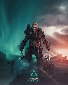 Best Assassin's Creed, Arte Viking, Vikings, Assassin's Creed Wallpaper, Assassins Creed Series, Action Poses, Dark Fantasy, Punisher, Images