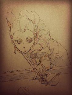 Death Parade | Death Billiards | Madhouse / Nona / ノーナ(参考写真あり) by niuya on Twitter