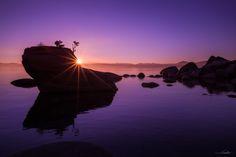 Bonsai Rock Sunset by Shumon Saito on 500px