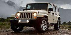 2013 Jeep Wrangler Unlimited- Tan Sahara