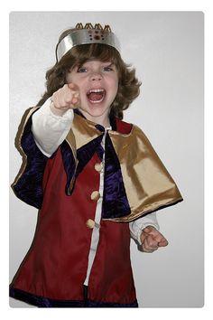 Prince/King fantasy costume