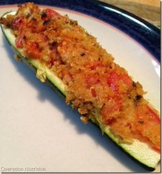... need to try | Pinterest | Zucchini Boats, Zucchini and Italian