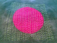 sashiko embroidery 2