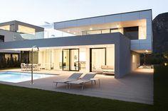 Casa M2 / monovolume architecture + design, © M&H Photostudio