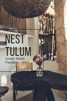 Nest Tulum Mexico - Inbetweenpictures.com