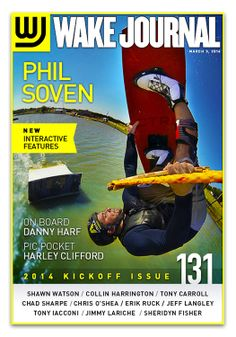 March 3rd, 2014 - Wake Journal 131, featuring Phil Soven on the cover! Download the Wake Journal App, subscribe and get all 40 issues for just $1.99! http://www.wkjr.nl/app