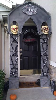 Halloween decorations ideas {an inspiration for your home}