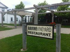 Ravine Vineyard Estate Winery- so freaking good