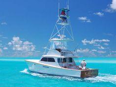 43-foot Merritt #reellife #gearthatfitsyourlifestyle #boat www.reellifegear.com