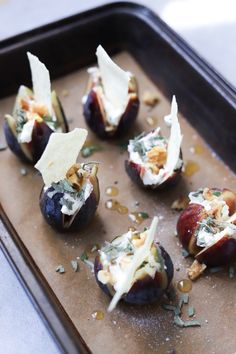 Fichi al forno - | The Bluebird Kitchen - Ricette, Storie, Stile |