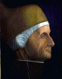 Bellini,Gentile Portrait of Doge Leonardo Loredano, SF Museu